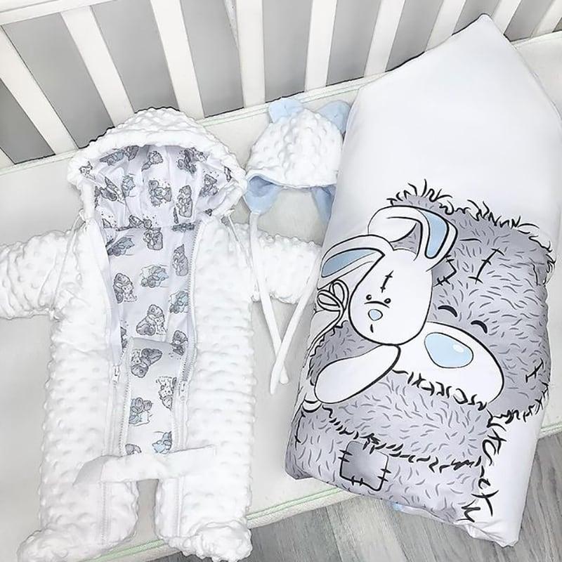 Комплект для новонародженого Ведмедик Тедді