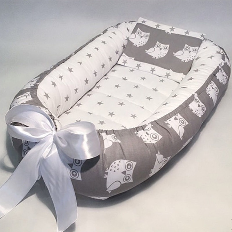 Дизайнерський кокон для новонароджених Казка на Ніч