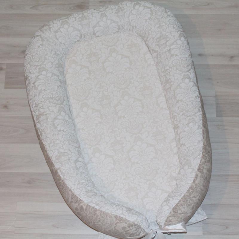 Кокон для новорожденных мальчиков Барокко