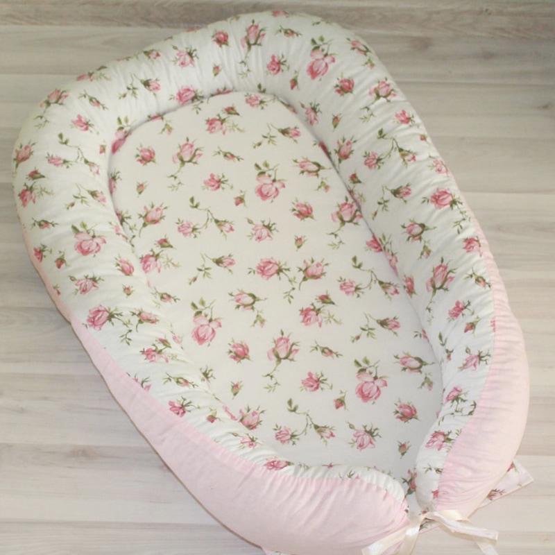 Кокон для новорожденных девочек Принцесса Шеби