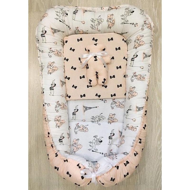 Кокон для новорожденных Вояж