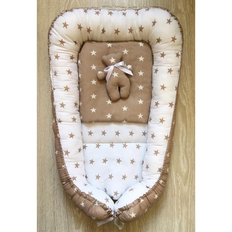 Кокон для новорожденных Звездочка Моя