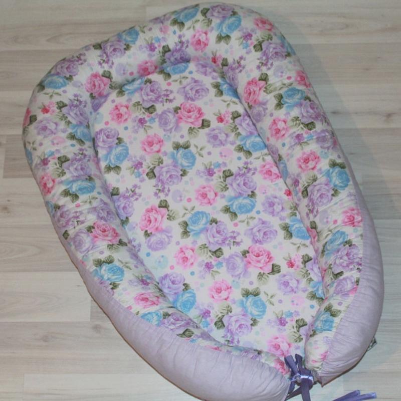 Кокон для новонароджених дівчаток Сиренити