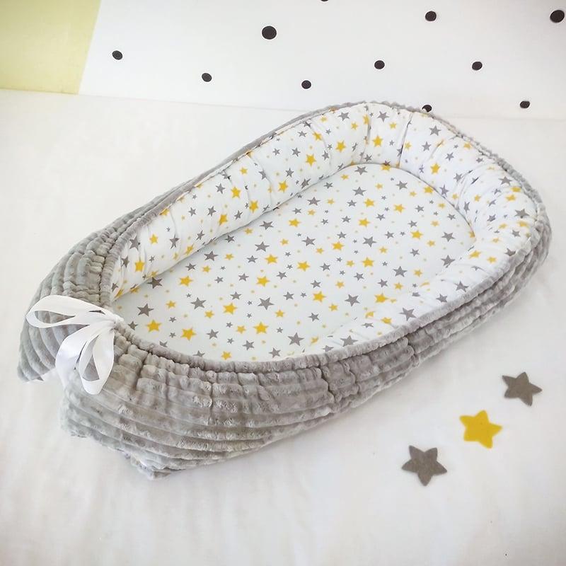 Кокон гнездышко для новорожденных Созвездие