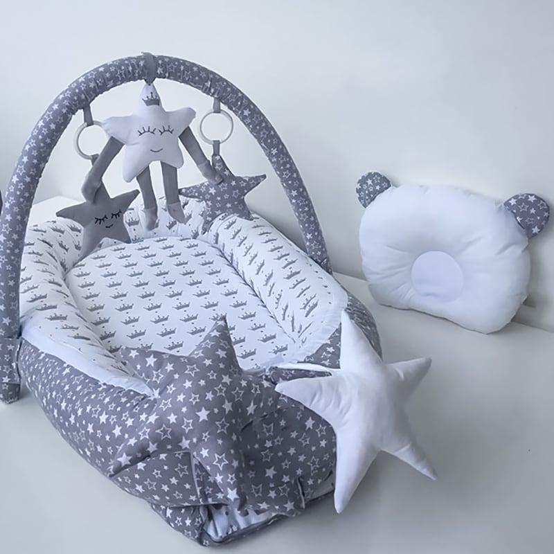 Кокон для новорожденных Маленький принц