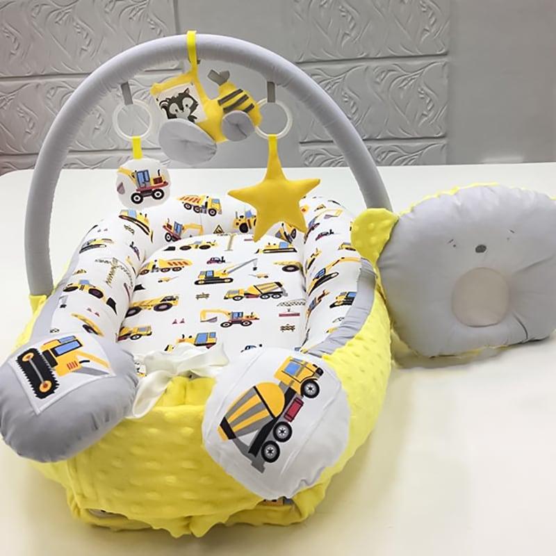 Кокон для новорожденных Стройка