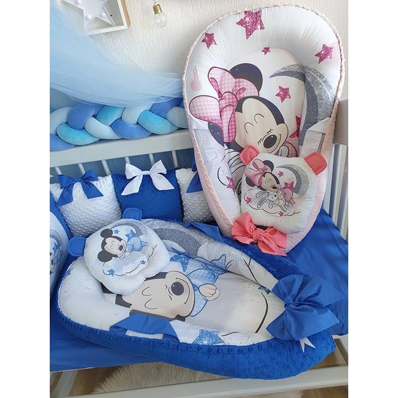 Кокон новорожденного Микки Маус