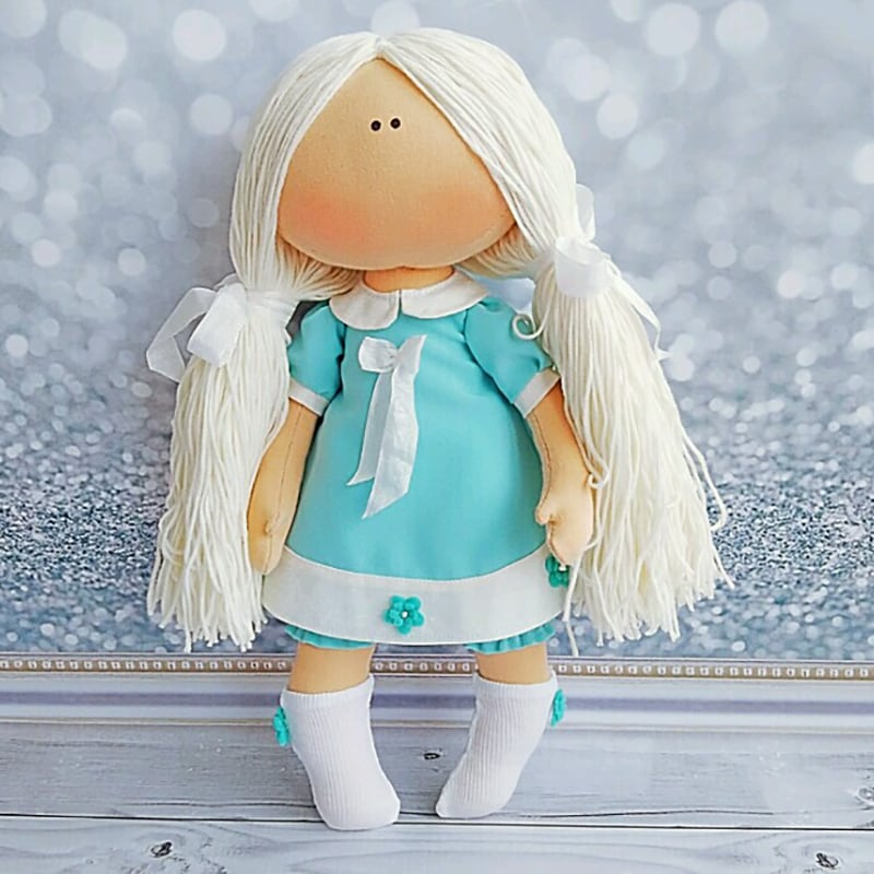 Авторская кукла handmade Табея