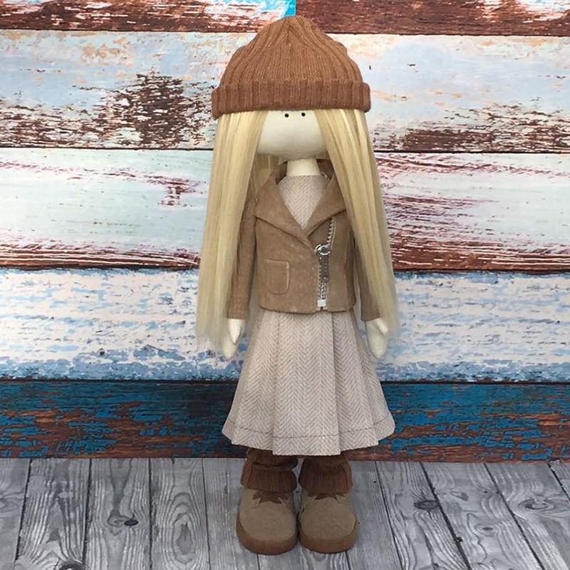 Кукла тильда авторская Мелисса
