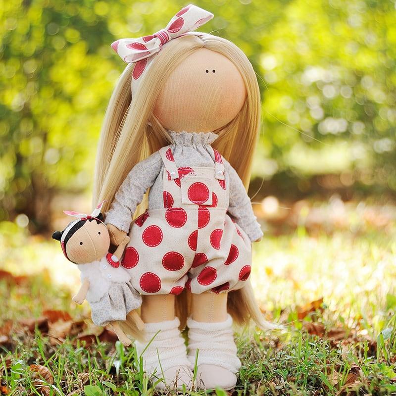 Лялька тільда Авріл