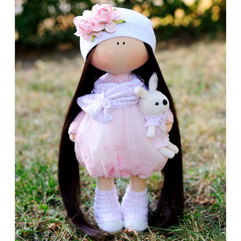Кукла тильда Бланка