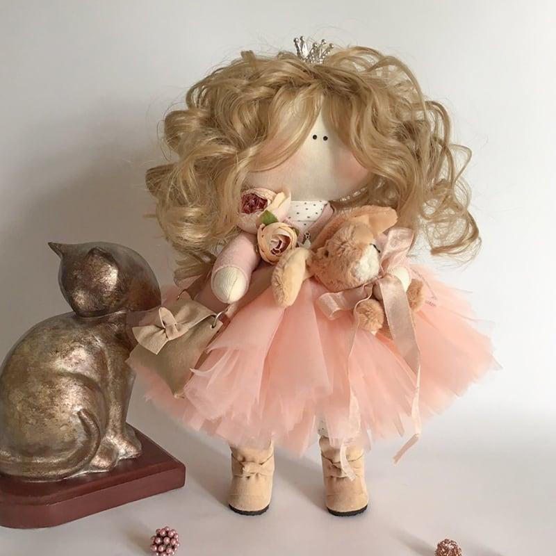 Кукла тильда Марго