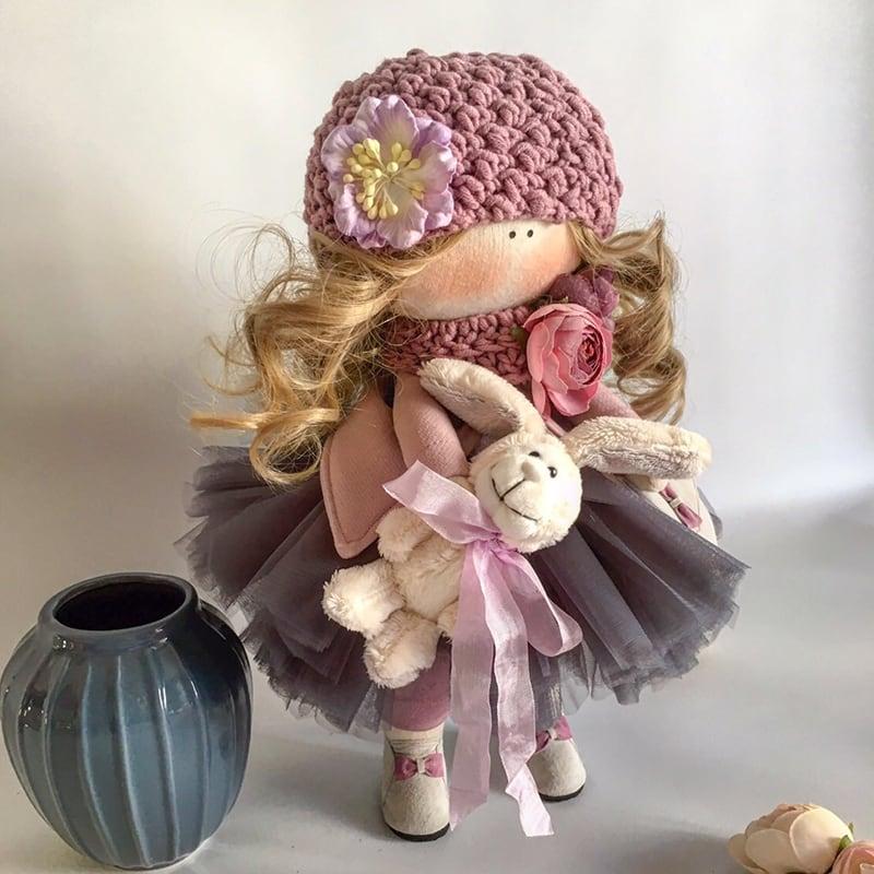 Лялька тільда Сиренити
