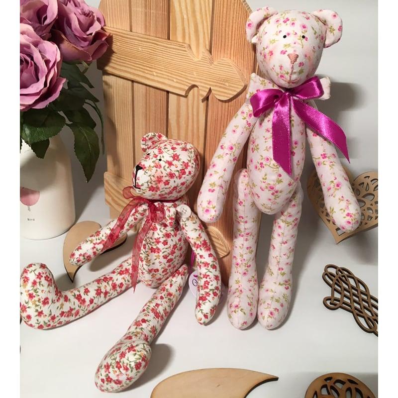 Интерьерная кукла Солнечный Мишка