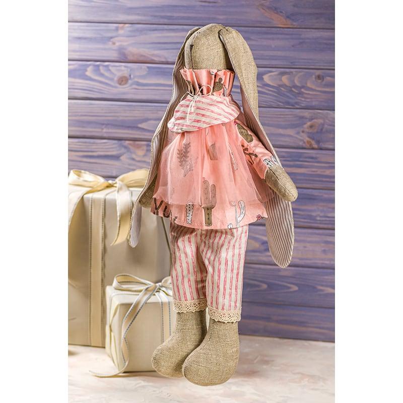 Интерьерная кукла Зайка Бэлла