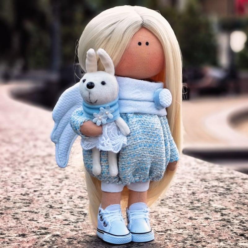 Інтер'єрна лялька Бетсі
