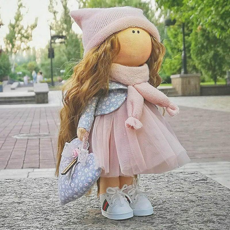 Кукла интерьерная Регина