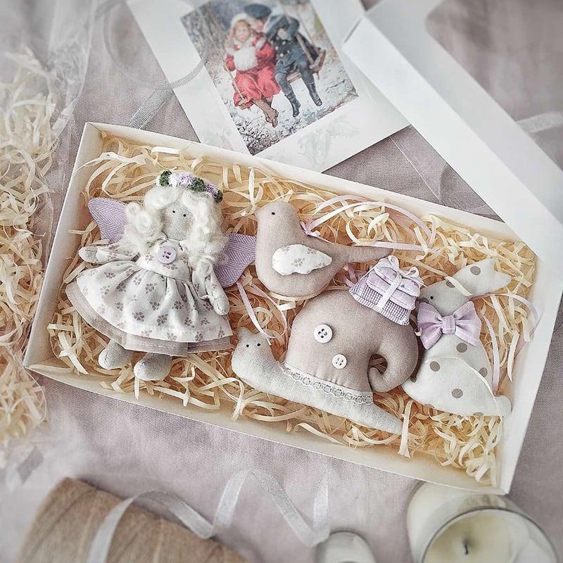 Набор елочных игрушек Christmas Тale