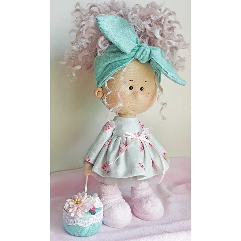 Кукла текстильная Соломия