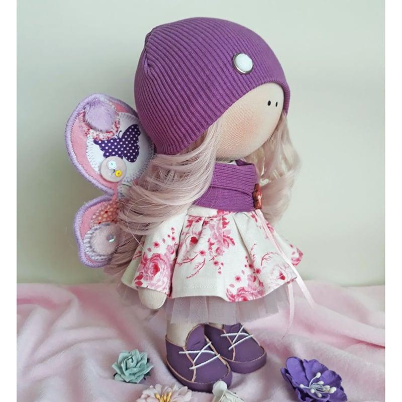 Кукла интерьерная Bébé Рapillon