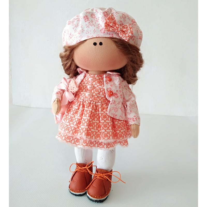 Лялька текстильна Jasminе