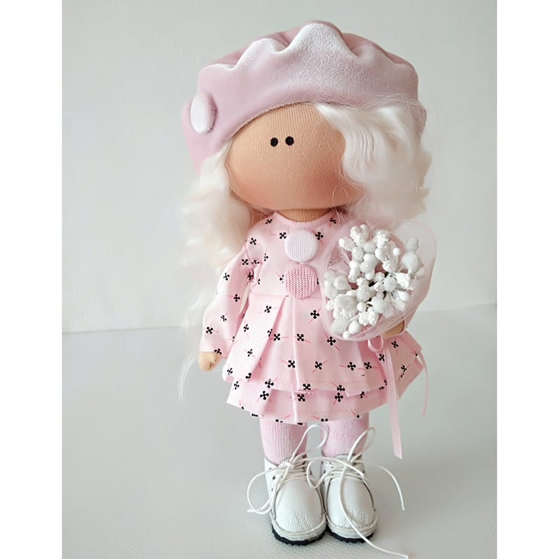 Лялька текстильна Birgit