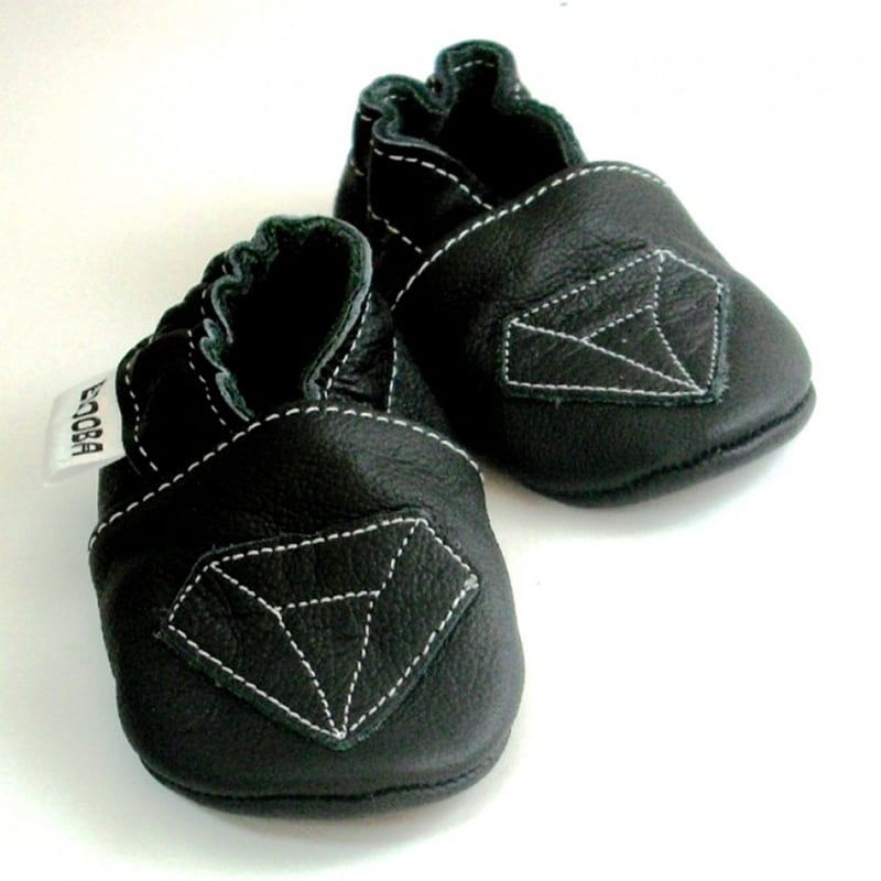Чешки детские Черный Алмаз
