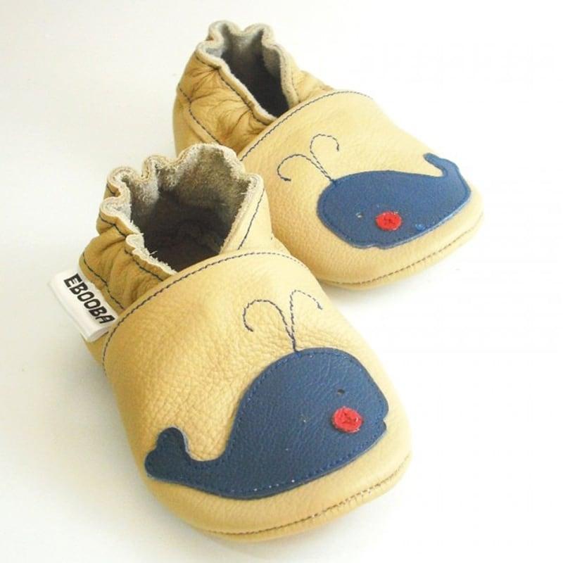Чешки детские Голубой Кит