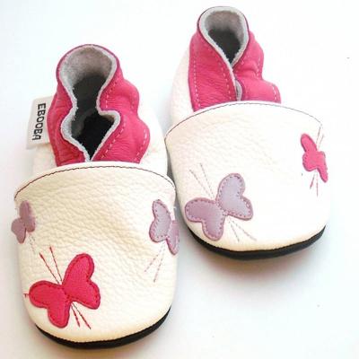 Первая обувь для малышей, начинающих ходить
