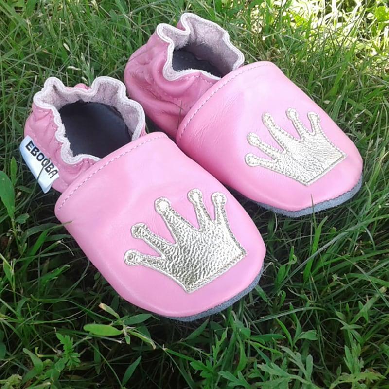 Чешки дитячі для дівчинки Маленька Принцеса