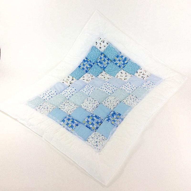 Одеяло для новорожденных Пэчворк Мильфлер