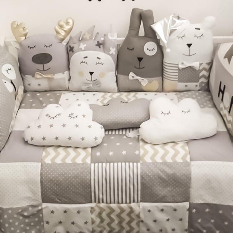 Одеяло в кроватку для новорожденного Эссекс