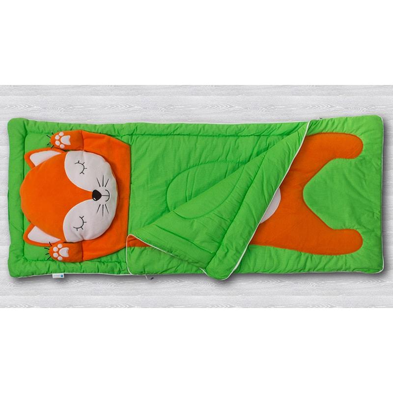 Спальный мешок для девочки Хитрый Лис
