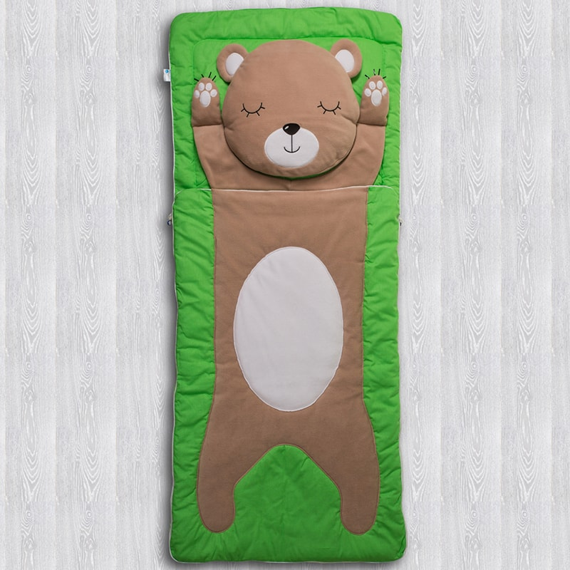 Спальний мішок для малюка Мишко