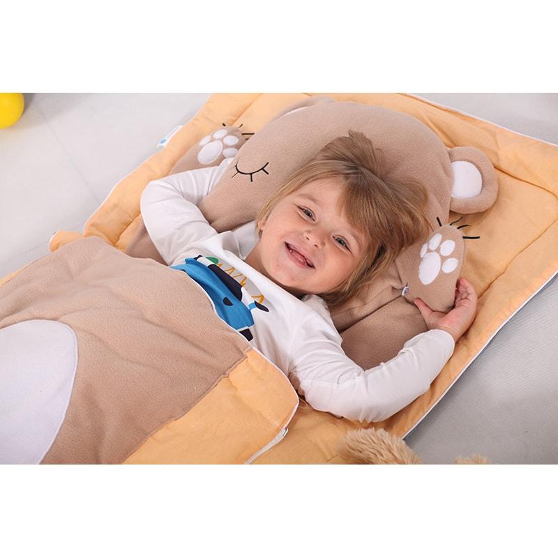 Детский спальный мешок Мишкин Сон