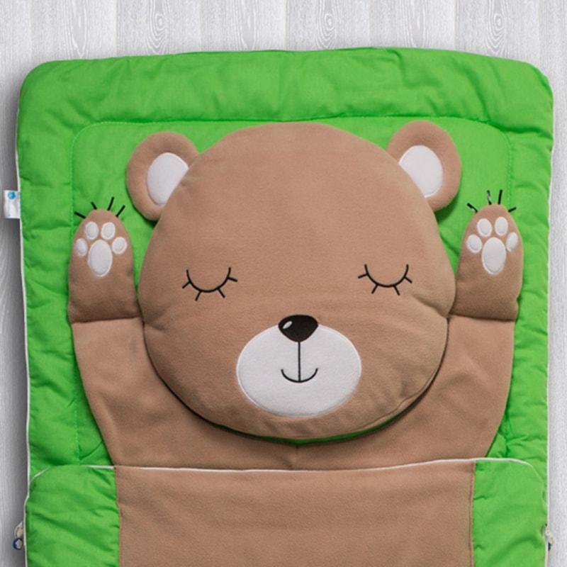 Спальный мешок для малыша Мишутка