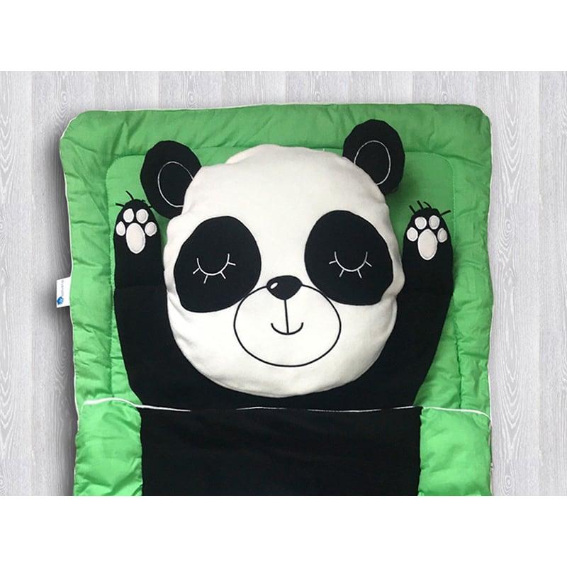 Дитячий спальний мішок Панда