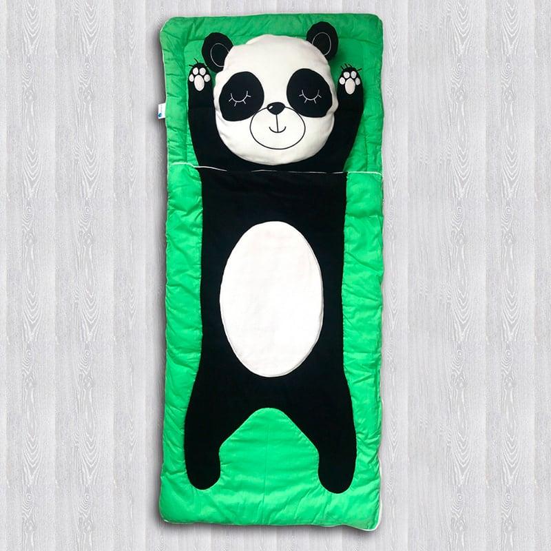 Детский спальный мешок Панда