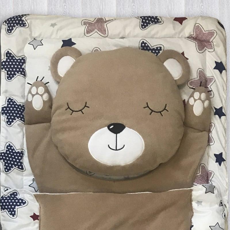 Дитячий спальний мішок Мишкін Сон