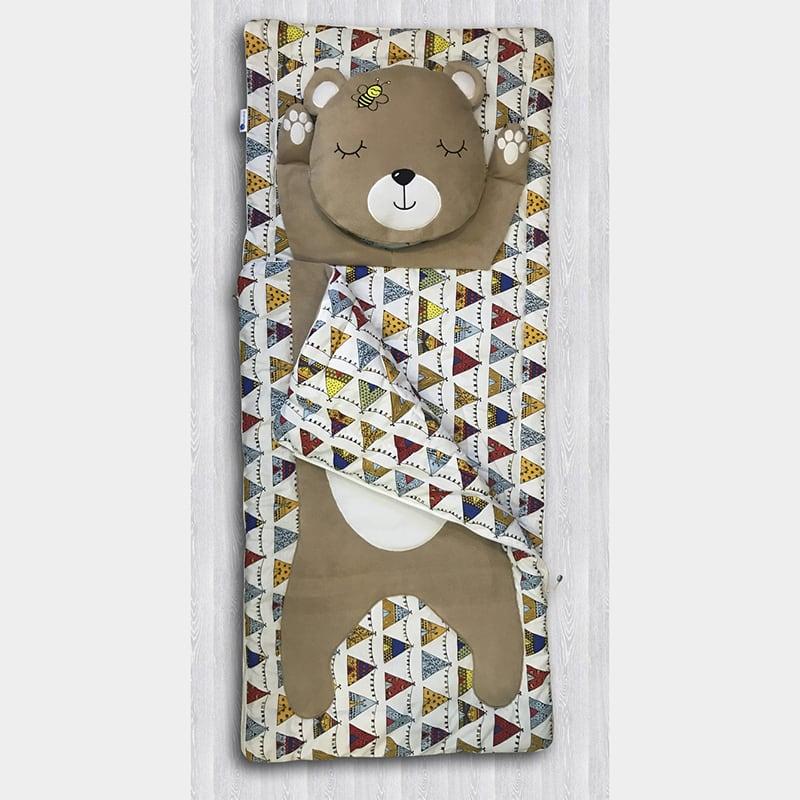 Детский спальный мешок Bear & Bee