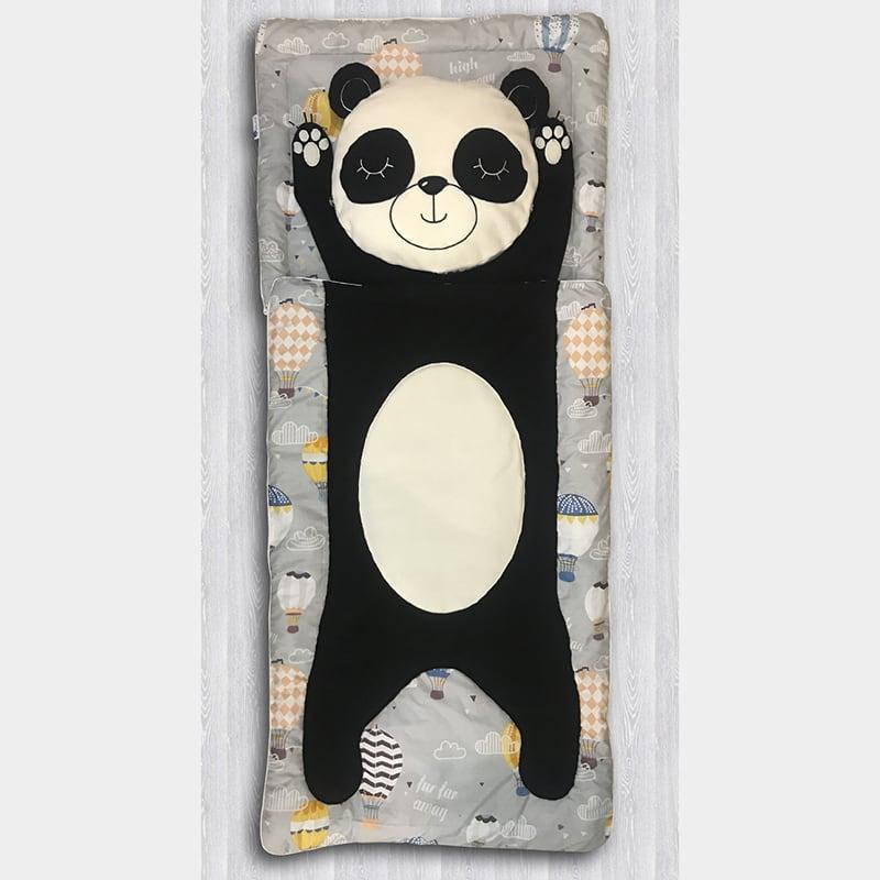 Спальник дитячий Cat Panda Bear