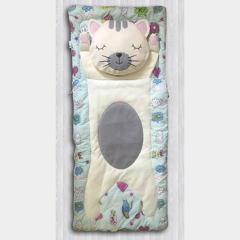 Детский спальный мешок Cat Purr