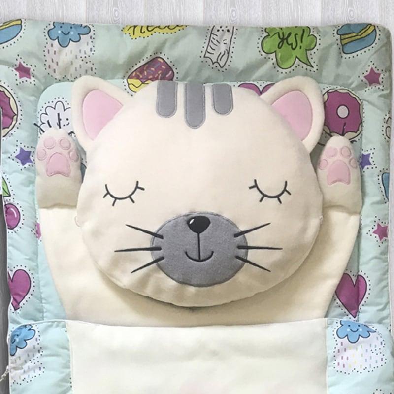 Дитячий спальний мішок Cat Purr