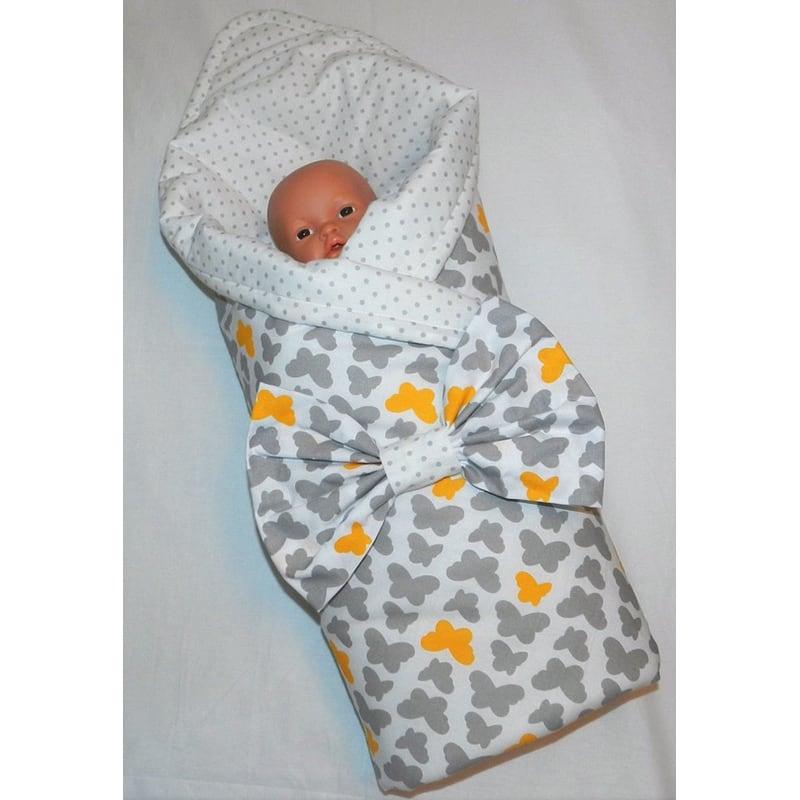 Конверт для новорожденного handmade Бабочка