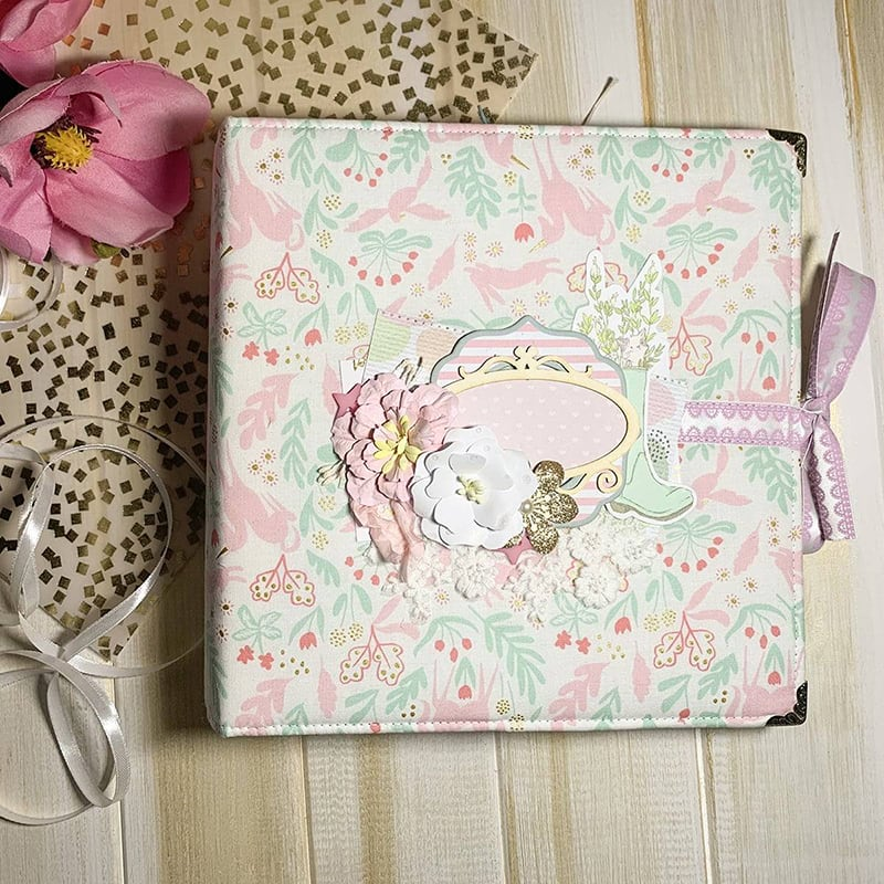Фотоальбом для новонароджених Маленька Фея