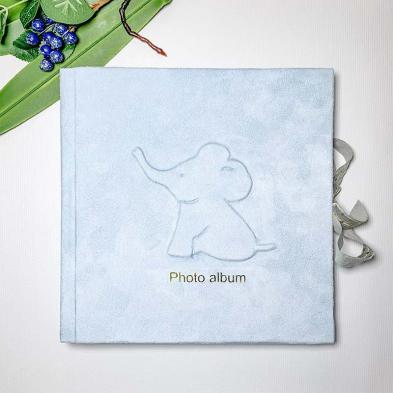 Скрапбукинг альбом для новорожденных Слоненок Дамбо