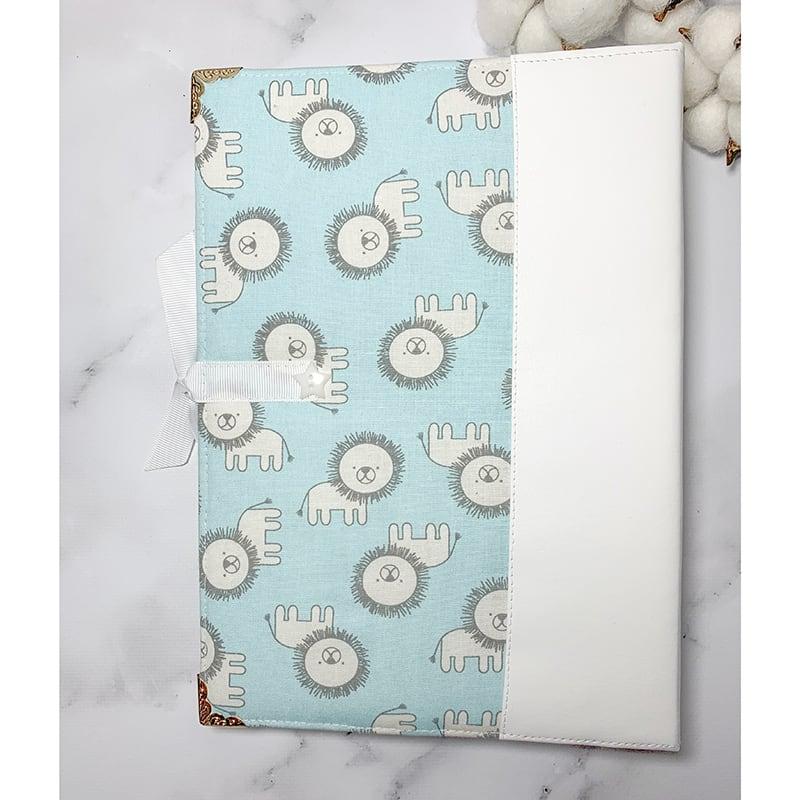 Фотокнига для новонародженого хлопчика Baby Book